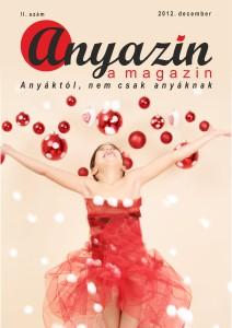 Anyazin a magazin 2012. Karácsony